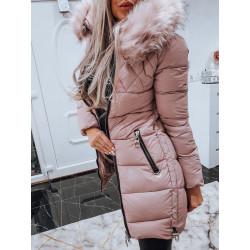 Pudrový kabátek Monia