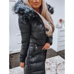 Tmavě modrý kabátek Monia