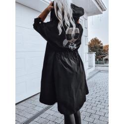 Černý kabátek Karl