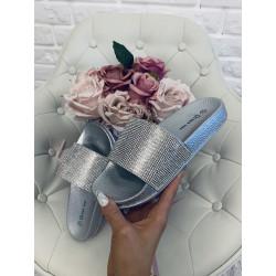 Stříbrné cukle crystals